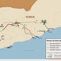 Arabia Saudita roba el 65% del petróleo de Yemen en colaboración con la petroquímica francesa