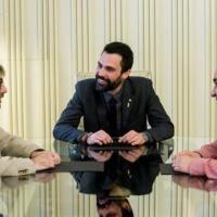 El Presidente de Somatemps, Josep Alsina, carga contra los sindicatos CCOO y UGT