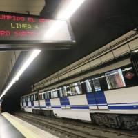 Muere un trabajador del Metro de Madrid que estuvo expuesto a fibras de amianto